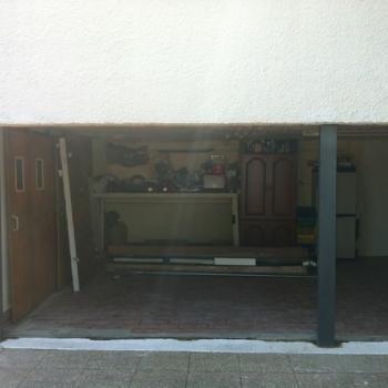 Pose de porte de garage à Saint André de Corcy