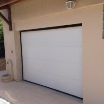Porte de garage la toulousaine Belleville