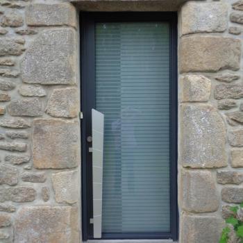 Porte vitrée à Villefranche Sur Saone